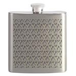 Penguin Pattern 1 Flask