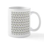 Penguin Pattern 1 Mug