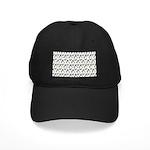 Penguin Pattern 1 Baseball Hat