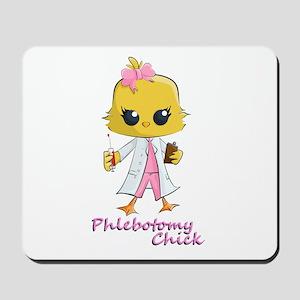 Phlebotomy Chick Mousepad