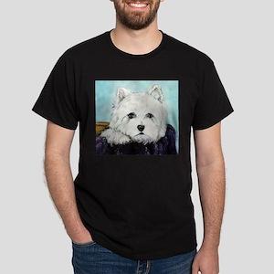 Basket Case Westie Dark T-Shirt