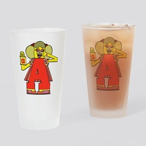 Miss a Drinking Glass