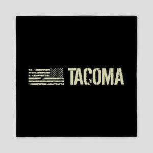 Black Flag: Tacoma Queen Duvet