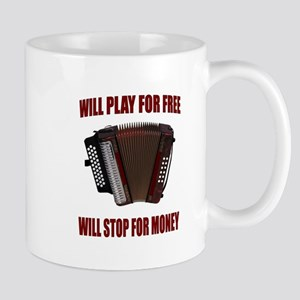ACCORDION FUN Mug