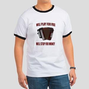 ACCORDION FUN T-Shirt
