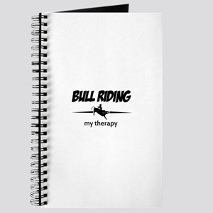 Bull Riding my therapy Journal