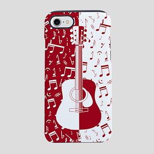 MG4U guitar art iPhone 7 Tough Case