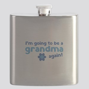 I'm going to be a grandma again Flask