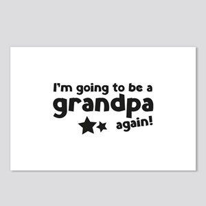 I'm going to be a grandpa again Postcards (Package