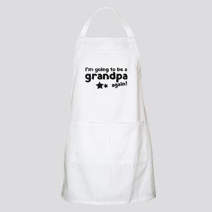 I'm going to be a grandpa again Apron