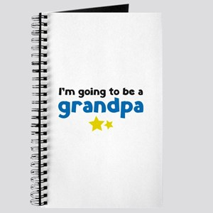 I'm going to be a grandpa Journal