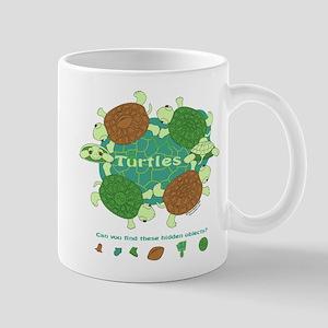 Turtles Mug