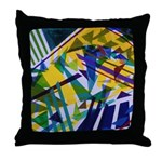 Freedom is Coming Throw Pillow