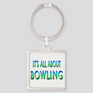 About Bowling Square Keychain