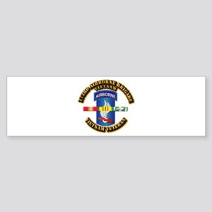 Army - 173rd Airborne Brigade w SVC Ribbons Sticke