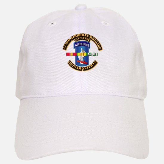 Army - 173rd Airborne Brigade w SVC Ribbons Cap