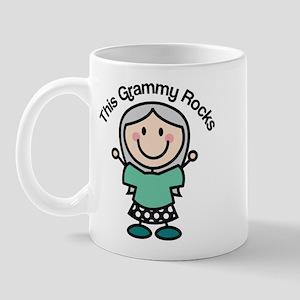 Grammy Rocks Mug