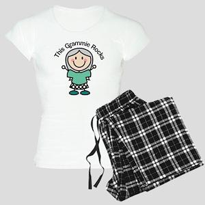 Grammie Rocks Women's Light Pajamas