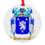 Boldeke Round Ornament