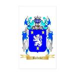 Boldeke Sticker (Rectangle 50 pk)