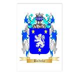Boldeke Postcards (Package of 8)