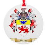 Boland Round Ornament