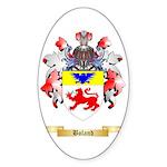 Boland Sticker (Oval 50 pk)