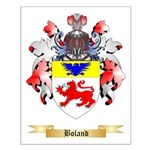 Boland Small Poster