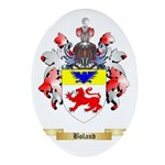Boland Ornament (Oval)