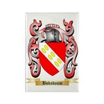 Boksbaum Rectangle Magnet (100 pack)
