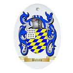 Bokma Ornament (Oval)
