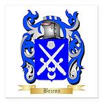 Bojens Square Car Magnet 3
