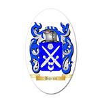 Bojens 35x21 Oval Wall Decal