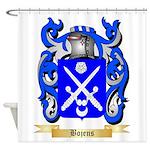 Bojens Shower Curtain