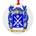 Boje Round Ornament