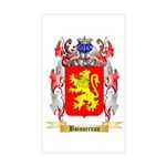 Boissereau Sticker (Rectangle)