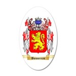 Boissereau 20x12 Oval Wall Decal
