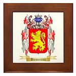 Boissereau Framed Tile