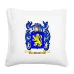 Boisot Square Canvas Pillow