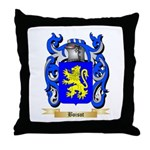 Boisot Throw Pillow