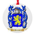 Boisin Round Ornament