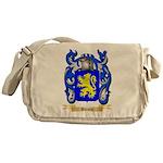 Boisin Messenger Bag