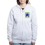 Boieiro Women's Zip Hoodie