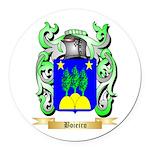 Boieiro Round Car Magnet
