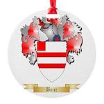 Boice Round Ornament