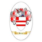 Boice Sticker (Oval 50 pk)