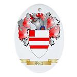 Boice Ornament (Oval)