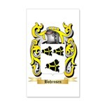 Bohrnsen 35x21 Wall Decal