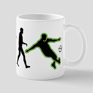 Soccer Kick Mug