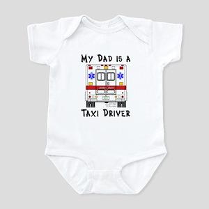 Taxi Driver Dad Infant Creeper